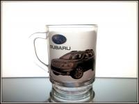 Кружка Subaru