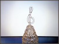 Колокольчик Скрипичный ключ