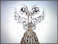 Хрустальный колокольчик Герб
