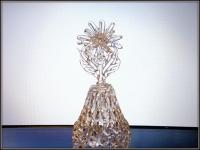 Хрустальный колокольчик Цветок