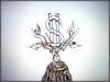 Колокольчик Денежное дерево